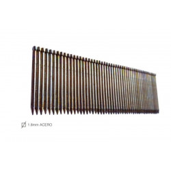 Clavo Clavad.neum 30mm Mini Tn 1,8-30 1,8mm Unicair 3.000 Pz