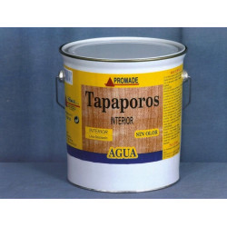 Tapaporos Pared-techo 4 Lt Inc. Int. Agua S/olor Promade