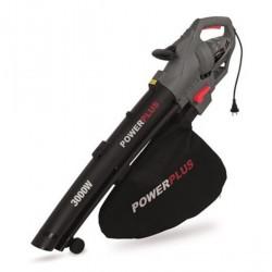 Aspirador Soplad 270km/h Tritu Powerplus 3000w Powxg9011
