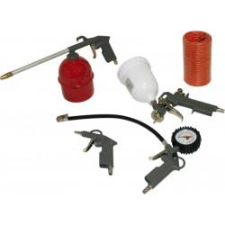 Aerografo Compresor Prof Kit 5 Pz Mader