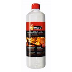 Combustible Encendido Liq Ok Fuego 1 Lt