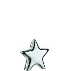 Adorno Nav. Estrella Champan 12cm Ceram Leonardo