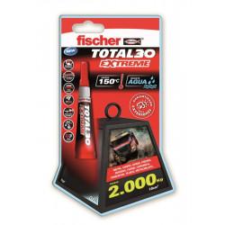 Adhesivo Instantaneo Flex 5 Gr Gel Univ Total 30 Fischer