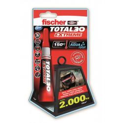 Adhesivo Instantaneo Flex 15 Gr Gel Univ Total 30 Fischer