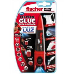 Adhesivo Instantaneo Flex 4 Gr Activa X Luz Univ Ultra Glue