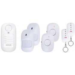 Alarma Domest 7 Componentes Smartwares