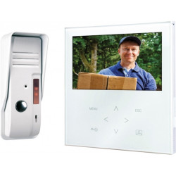 Video Portero Domot Pantalla Tactil Smartwares
