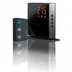 Termostato Wifi Pared Home Starter Kit V2 Momit Ne