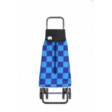 Carro Compra 4r 43lt Ple B/s Aaz Bag Logic Dos+2 Vivahogar