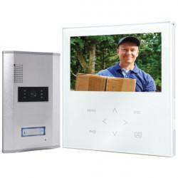 "Video Portero Pantalla Tactil Smartwares Bl Monitor 7"" 10.00"