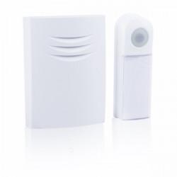 Timbre Portatil Alcance 75mt A Pilas Smartwares Bl 10.007.71
