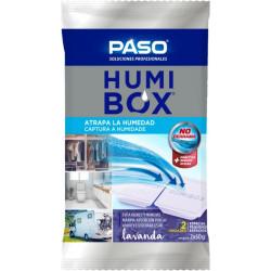 Absorbe Humedad Mal Olor 2x60gr Humibox Lavanda Paso 2 Unid