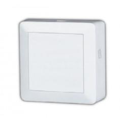 Caja Distribuidor Antena Coaxial 1 Ent/3 Sal 4,0db Pl Bl Ele