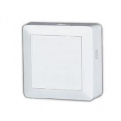 Caja Distribuidor Antena Coaxial 1 Ent/4 Sal 4,0db Pl Bl Ele