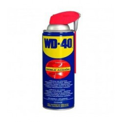 """Lubricante Multiuso Doble Accion """"wd40"""" Spray 250 Ml. 34530"""