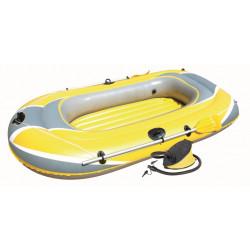 Barca Hinch 228x121x36cm Con Bomba Y Remos Bestway Pl Ama