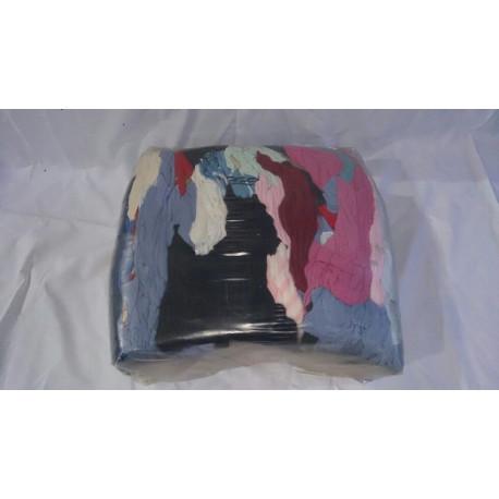 Trapo Color Primera Paquete 5kg. Li715
