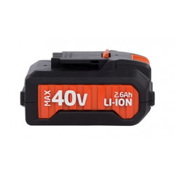 Bateria Gama Powdp Litio 40v/2,6ah Powerplus