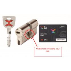 Cilindro Seg 35x35mm Ap4 S Niq Lev.ct Cisa