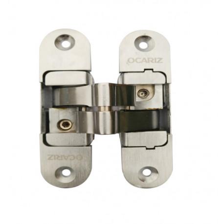 Bisagra Embutir Invisible 23x95mm 191-r In. Inox Reg Dcha Oc