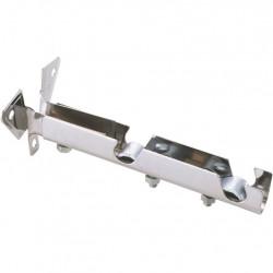 Soporte Barra Cort 12mm Techo Acero Cinc Db N9 Micel