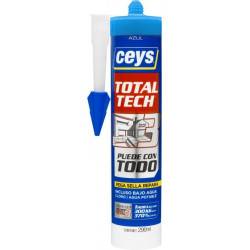 Adhesivo Sellador Polim 290 Ml Az Total Tech Xpress Ceys