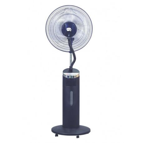 Ventilador Pie 40cm Nebulizador 2,5lt 75w-3v M/d Premium Viv
