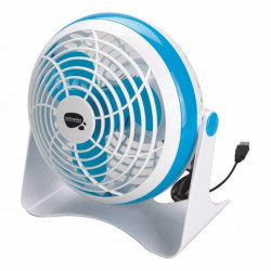Ventilador Sobrem 15cm Usb Pl Bl/az Vivah