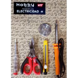 Herramientas Elec Kit Iniciacion Hobby Wuto 6 Pz