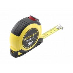 Flexometro Medic C/f 03mt-19mm Bimat Tylon Dual Lock Stanley