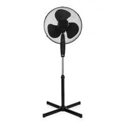 Ventilador Pie 40cm/105-125cm 45w-3v Ne Altura Ajustable Tri