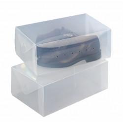 Caja Orden Zapatos 34x13x21cm Pp Wenko 2 Pz