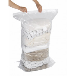 Bolsa Orden 70x100x35cm Vacio Wenko Cube L Ropa Ahorra Espac