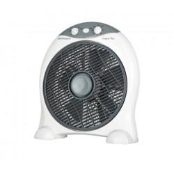 Ventilador Suelo 30cm/45w 3 Velocidades Bl Orbegozo