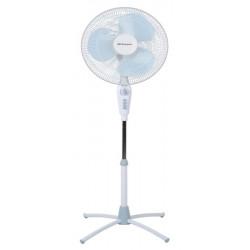 Ventilador Pie 40cm Temporizador 40w-3v Bl Orbegozo