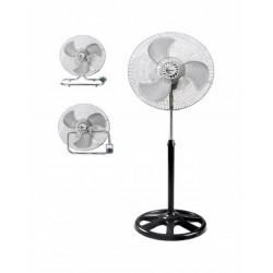 Ventilador Pie/suelo/pared 45cm Ind 128w-3 Velocidades Orbeg