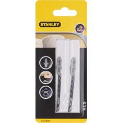 "Hoja Sierra Calar Mad/aglo L50mm Vast.""t"" Cont Stanley 2 Pz"