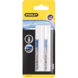 """Hoja Sierra Calar Acero 0,8-2,2mm Vast.""""u"""" C/recto Stanley 2"""