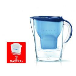Jarra Agua Purif. 2,4lt + 2 Filtros Marella Azul Brita