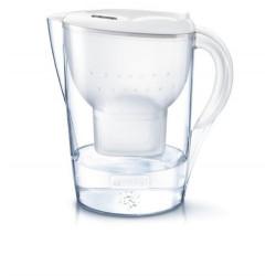 Jarra Agua Purif. 3,5lt + 2 Filtros Marella Xl Blanca Brita