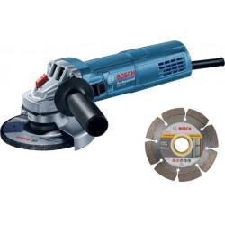 Amoladora Prof 115mm 880w Gws 880 Mal+dd115 Bosch
