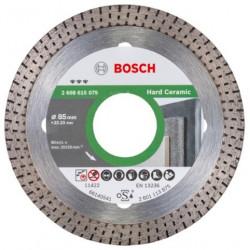 Disco Corte Porcelan. B/cont 85mm 115/125 Mm H7 Diam Bosch