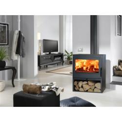 Estufa Leña Ecodesign 710x563x396mm Ne Dana Panad