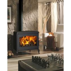 Estufa Leña Ecodesign 760x730x537mm Ne Provence Panad