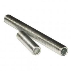 Varilla M10/100x100mm Acero Cinc Hueca Micel