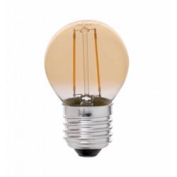 Lampara Ilumin Led Esf. Filamento E27 4w 350lm 2200k Vintage
