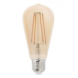 Lampara Ilumin Led Edison Filamento E27 4w 350lm 2200k Vinta