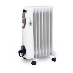 Radiador Elec Aceite 7 Elementos 1500w C/ru Ra 1500 E Orbego