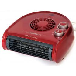 Calefactor Elec Horiz 1250/2500w 2vel Fh 5033 Orbegozo