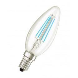Lampara Ilumin Led Vela Filamento E14 4w 470lm 4000k Osram